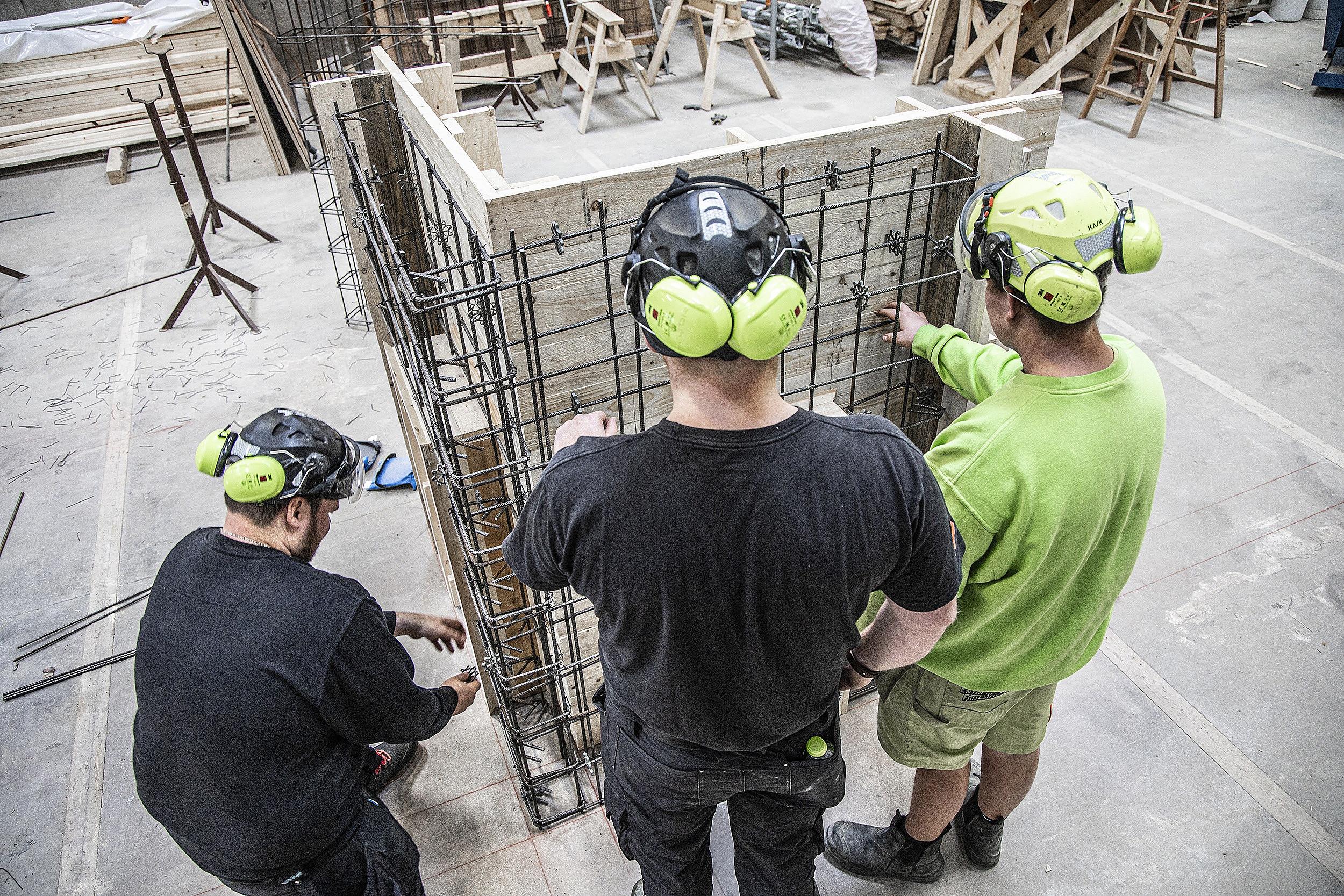 Bygningsstruktører