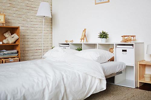 Overnatning-bed&breakfast-værelse-banner