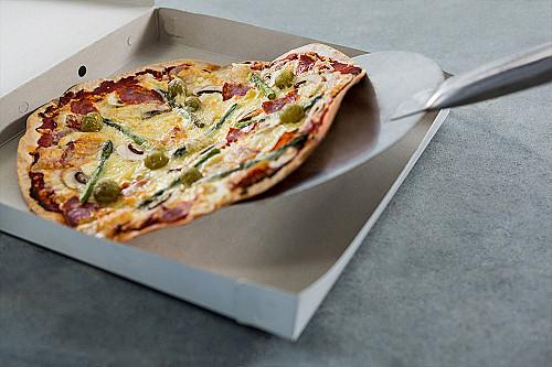 Restaurant-pizzaria-pizza-i-lægges-i-bakke-banner