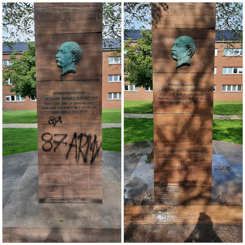 Statue Horsens Kommune