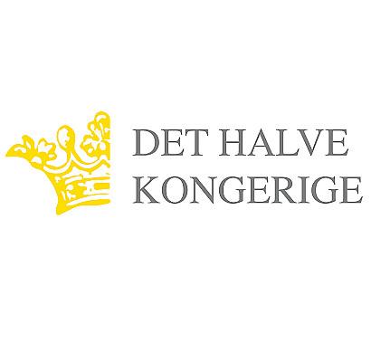 det halve kongerige logo