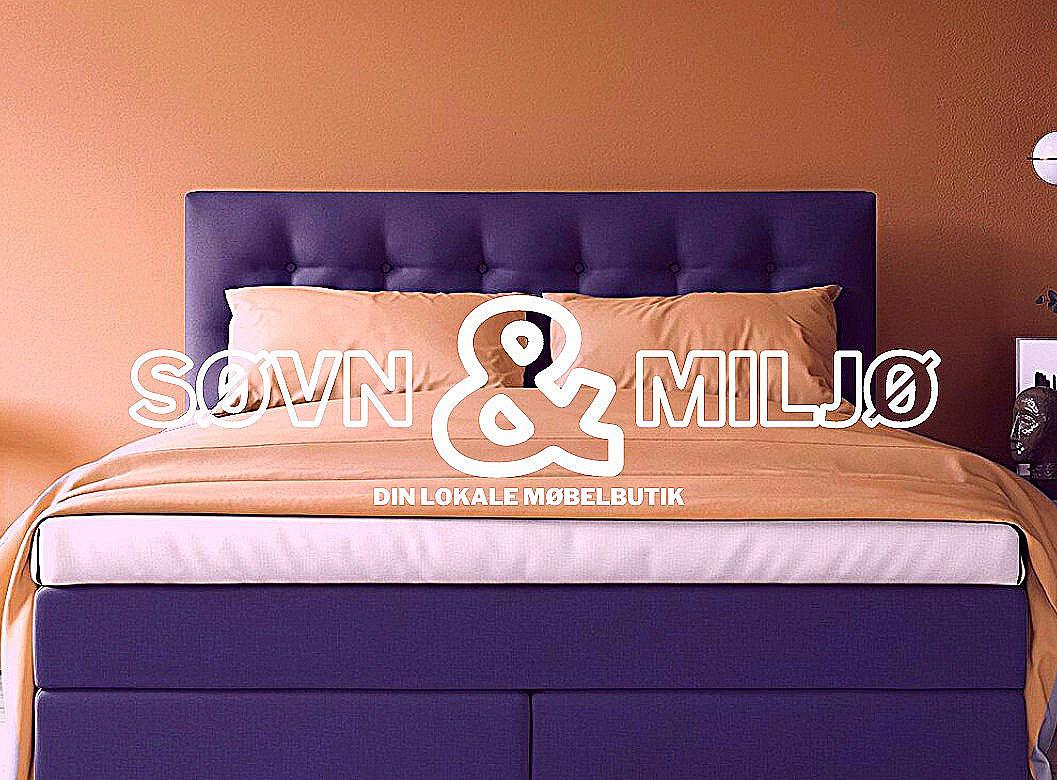 Søvn og miljø send med logo orange